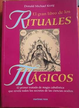 EL GRAN LIBRO DE LOS RITUALES MAGICOS