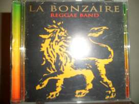 La Bonzaire Reggae Band cd