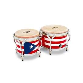 Bongo LP Matador M201 puerto Rico en madera nuevo