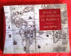 ATLAS DE LOS PUEBLOS DE AMÉRICA JEAN SELLIER en LA CUMBREPUNILLA