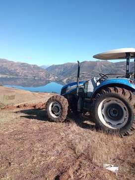 Vendo m tractor en buen estado x falta de chófer