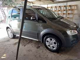 Vendo Fiat idea 08 con gnc