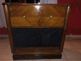 Mueble Combinado Tocadisco/Radio Vintage segunda mano  Resistencia, Chaco