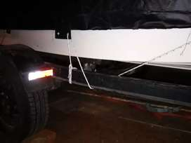 Vendo o Permuto Virgin marine 4.30 , Evinrude 35 hp y trailer