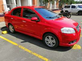 CHEVROLET AVEO EMOTION 2009 AUTOMÁTICO