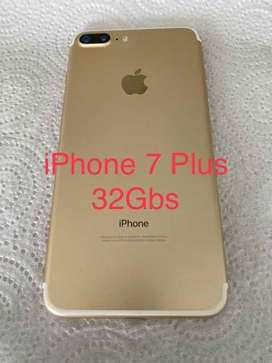 Iphone 7 plus usado 10/10