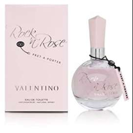 Perfume Valentino Rock'n Rose Pret A Porter 50ml edt Mujer Eros