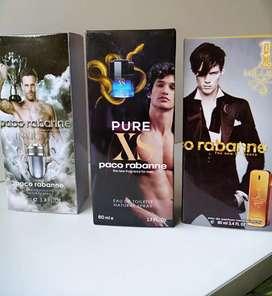 Perfume Hombre Mujer 60 ml