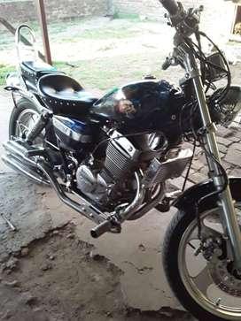 Vendo Mondial 250 cc Muy buen estado