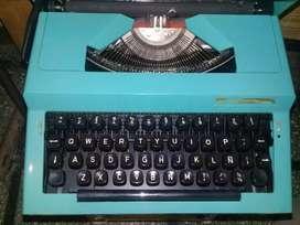 Maquina de escribir vendo