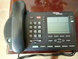 TELÉFONO NORTEL NETWORKS DIGITAL MODELO M3904 PERFECTO ESTADO