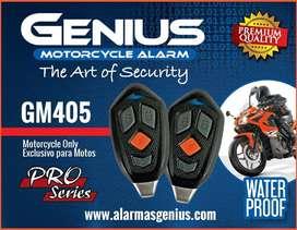 ALARMA PARA MOTO LINEAL / SEGURIDAD / HONDA / YAMAHA / PULSAR / R15 / R3 / CBR300 / KTM