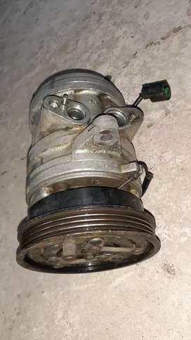 Compresor para aire acondicionado