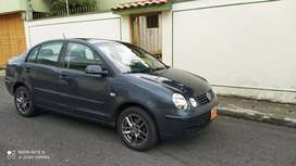 Volkswagen polo 1.6, segundo propietario.