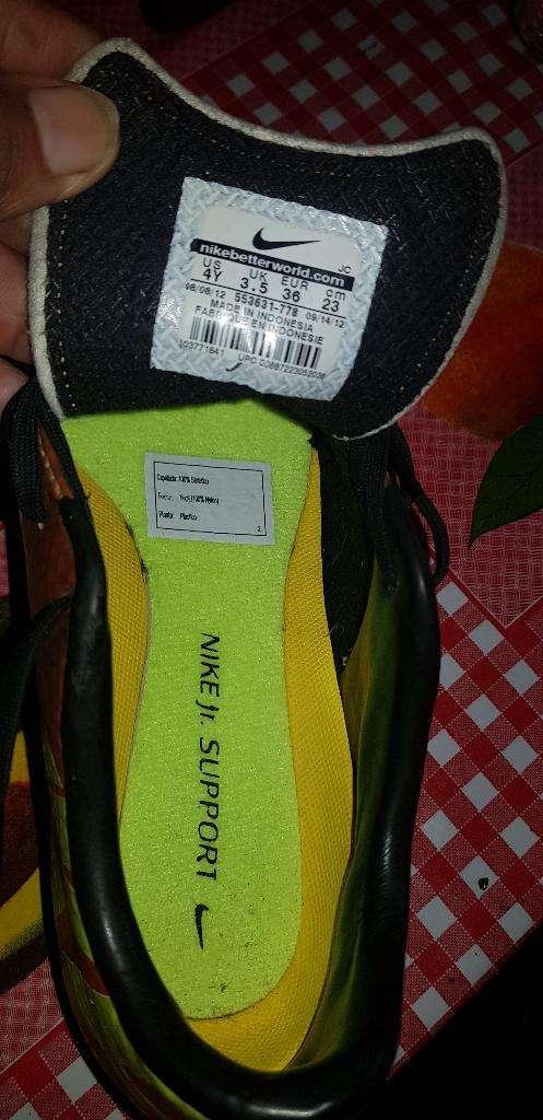 Chimpunes Nike 0