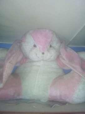 Vendo peluche coneja