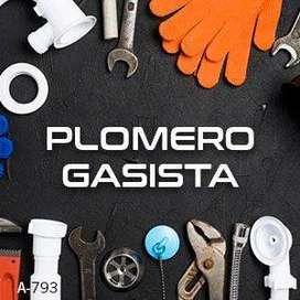 Gasista Matriculado - Plomero