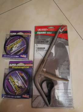 Pinza extractora de anzuelos y nylon de 3.5