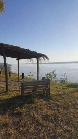 Lote en Alvear con vista al Rio Paraná