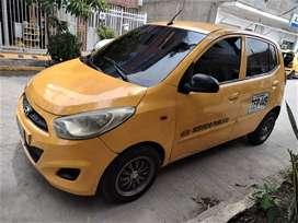 Taxi Hyundai I-10 Papeles Al Dia Cartagena De Indias, CUPO + TAXI , Directamente  Dueño