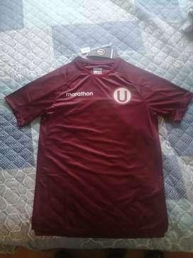 Camiseta Universitario De Deportes nueva y original (con etiquetas). Talla S