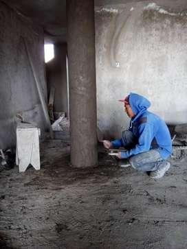 Maestro baldosero pego baldosa 3.50 el metro cuadrado ago trabajos de albañilería llamar 0992491297 o 3279086