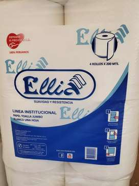 PAPEL TOALLA ELLIA BLANCO