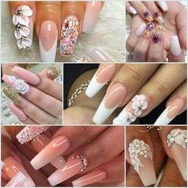 curso practico de uñas