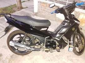 Moto Yamaha Criptón 115