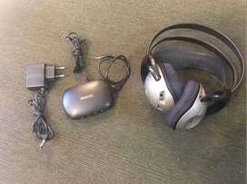 Auriculares Philips Shc2000 Inalámbricos