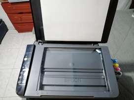 Impresora epson tx 105