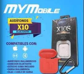 Audífonos My Mobile X10 Bluetooth