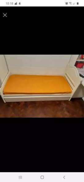 Vendo cama marinera (superior e inferior deslizable)
