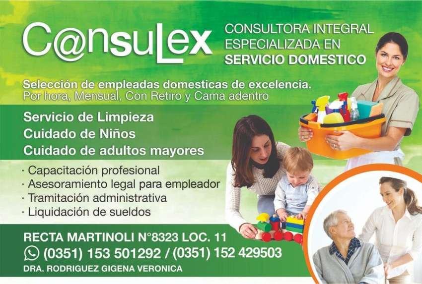 consultora integral especializada en servicio doméstico 0
