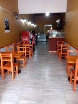 VENDO FONDO DE COMERCIO CAFETERIA BAR