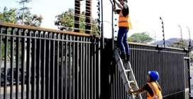 La seguridad es importante cercos electricos