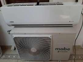 Aire acondicionado Mabe inverter 12000 BTU