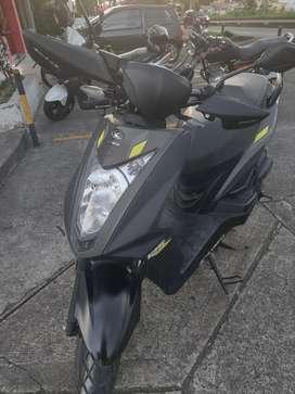 Motocicleta Kymco Agility GO