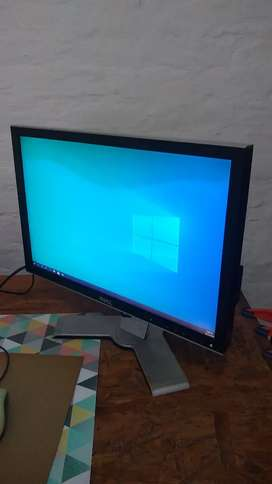 Monitor Dell 20 pulgadas
