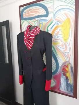 Vestido sastre mujer