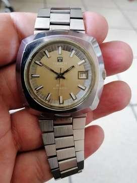 Reloj Tissot Automático PR518 Todo Original en Acero Espectacular