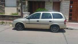 Corsa wagon GNC