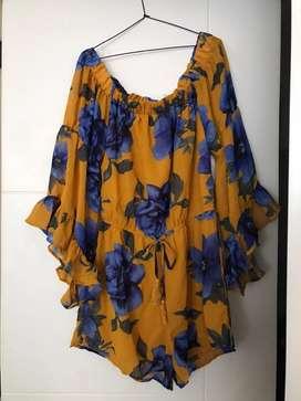 Venta vestido con short