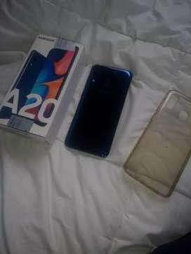 Samsung A20 10 de 10