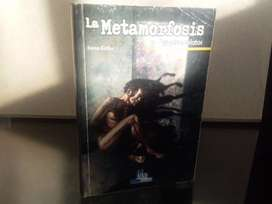 Libro La Metamorfosis Franz Kafka