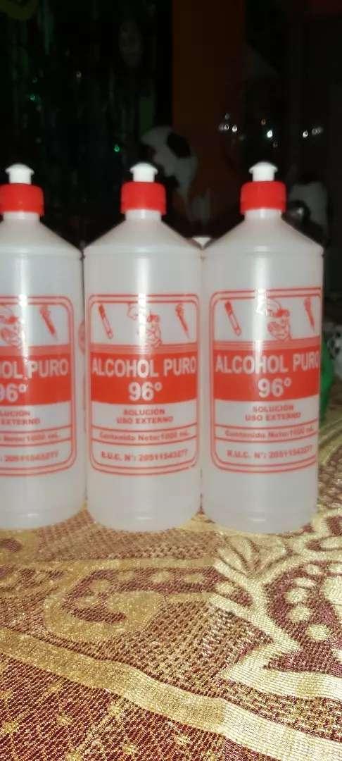 Alcohol medicinal 110docena  x mayor 0