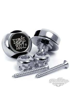 Strap Lock Ernie Ball Para correas de Guitarra / Bajo
