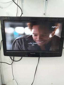 Vendo televisor lcd 24 pulga con su control origininal