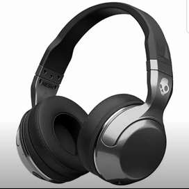 Audifonos bluetooth  skullcandy hesh 2