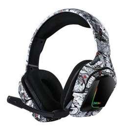 Audífonos Gamer K20 Camuflaje
